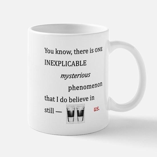 Believe in Us Mug