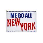 New York Football Makeup Pouch