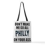 Philadelphia Football Polyester Tote Bag