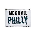 Philadelphia Football Makeup Pouch