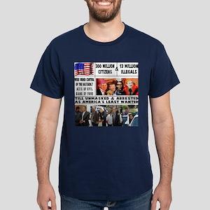 GANG OF FOUR Dark T-Shirt