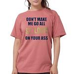 St. Louis Football Womens Comfort Colors Shirt