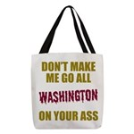 Washington Football Polyester Tote Bag