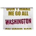 Washington Football Makeup Pouch