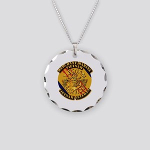 USMM - Merchant Marine - Vietnam Vet Necklace Circ