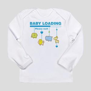 Baby boy loading Long Sleeve T-Shirt