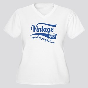 Vintage 1973 aged to perfection birthday design Pl