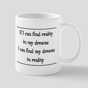 Never Stop Dreaming Mug