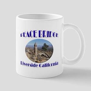 Riverside Peace Bridge Mug