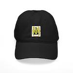Brosch Black Cap