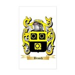 Brosch Sticker (Rectangle)