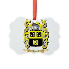 Brosch Ornament