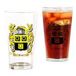 Bros Drinking Glass