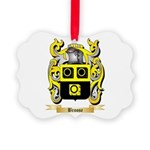 Broose Picture Ornament