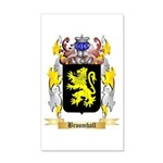 Broomhall 20x12 Wall Decal