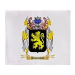 Broomhall Throw Blanket