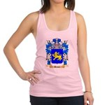 Broom Racerback Tank Top