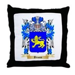 Broom Throw Pillow