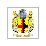 Brooks Square Sticker 3