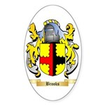 Brooks Sticker (Oval)