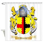 Brooks Shower Curtain