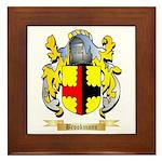 Brookmann Framed Tile