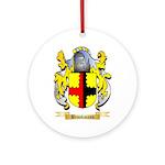 Brookmann Ornament (Round)