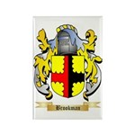 Brookman Rectangle Magnet (100 pack)