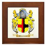 Brookman Framed Tile