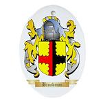 Brookman Ornament (Oval)