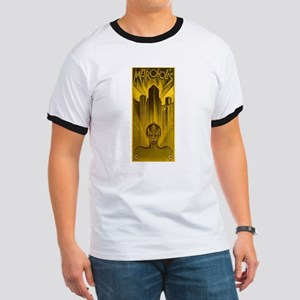 Metropolis 1927 Movie Poster T-Shirt