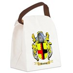 Brooking Canvas Lunch Bag