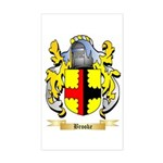 Brooke Sticker (Rectangle)