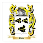 Bron Square Car Magnet 3