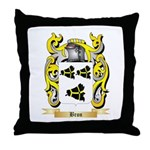 Bron Throw Pillow