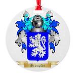 Brompton Round Ornament
