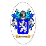 Brompton Sticker (Oval)
