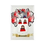 Brommell Rectangle Magnet (100 pack)