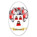 Brommell Sticker (Oval 10 pk)