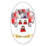 Brommell Sticker (Oval 50 pk)