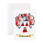 Brommell Greeting Card