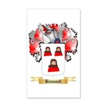 Brommell 20x12 Wall Decal