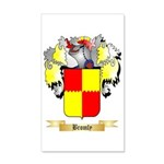 Bromly 35x21 Wall Decal