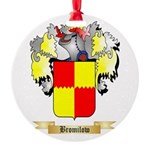 Bromilow Round Ornament