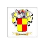 Bromilow Square Sticker 3