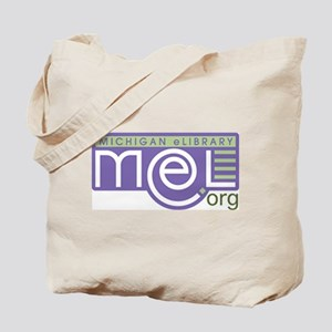 MeL, the Michigan eLibrary Tote Bag