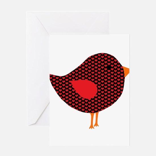 Love Bird Greeting Card