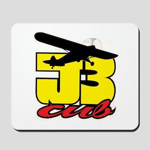 J-3 CUB Mousepad