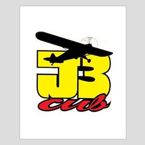 J-3 CUB Small Poster