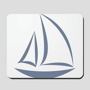 segeln Mousepad